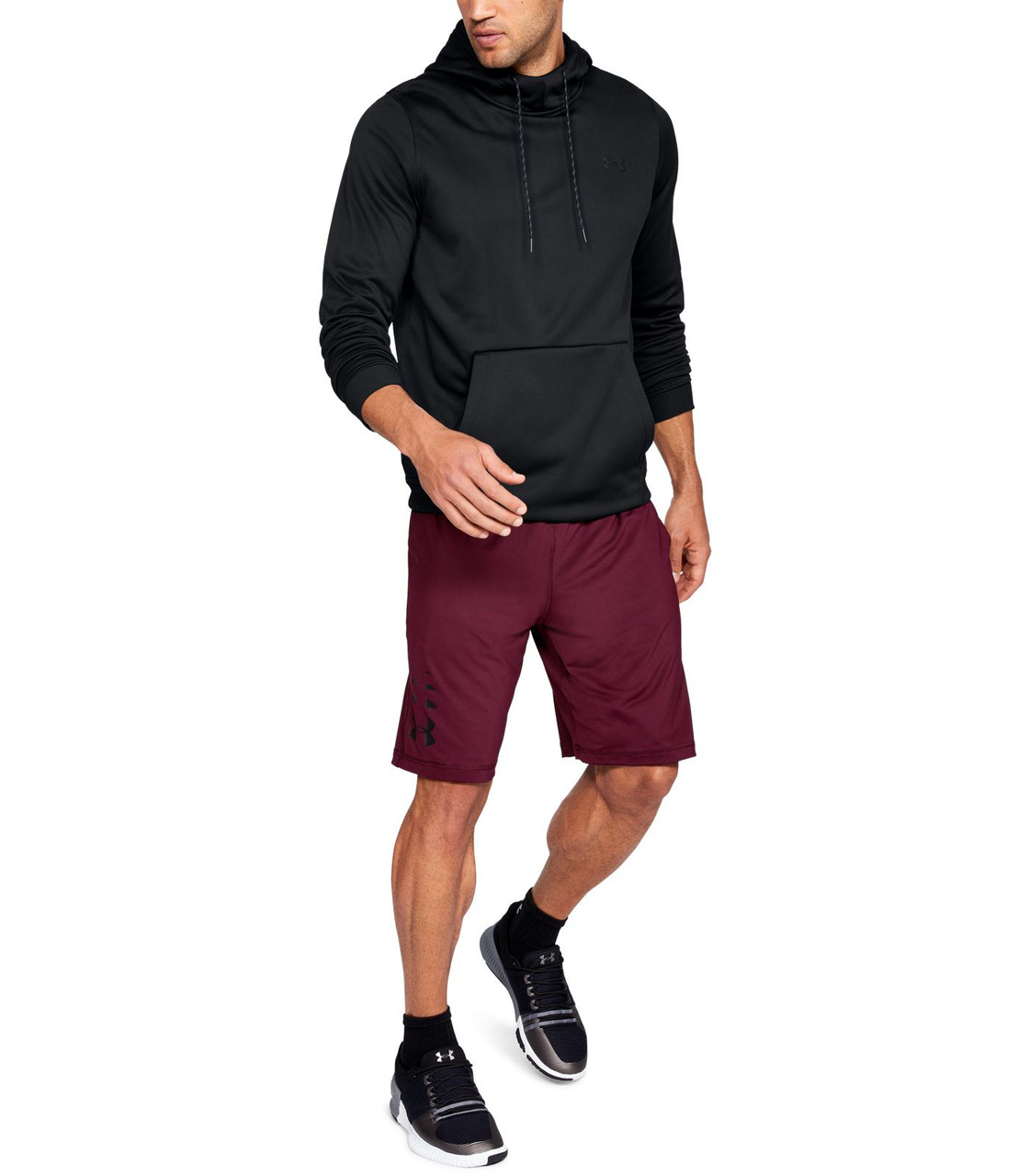 Under Armour 1320743 Sweat a capuche Homme