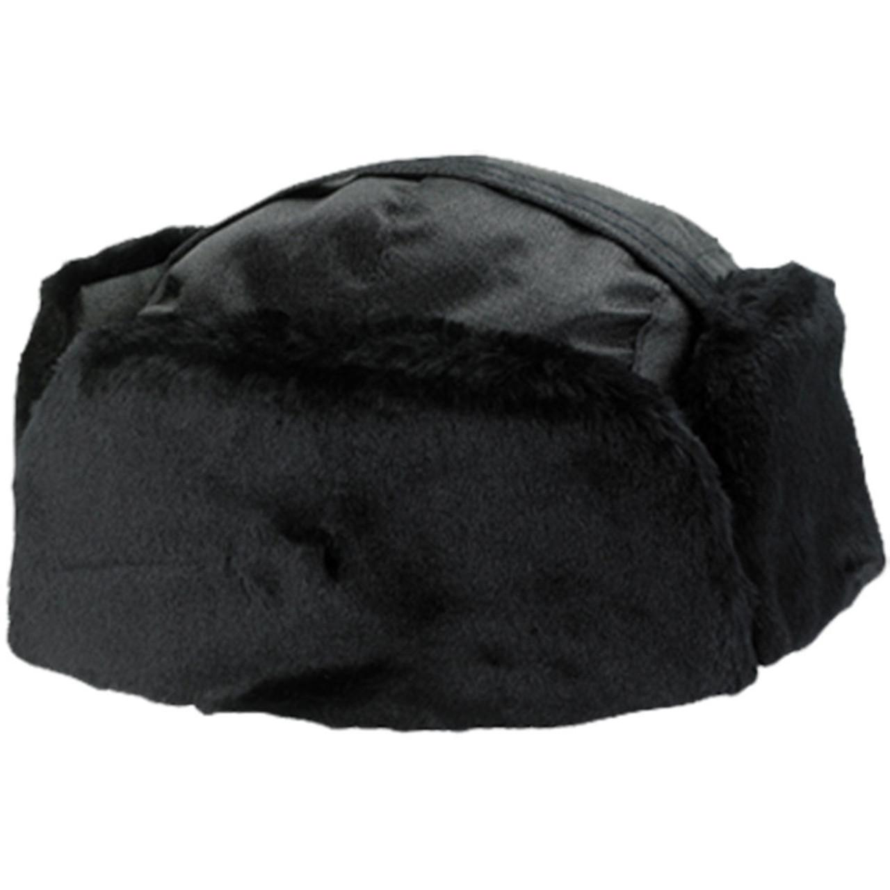 6ccbc549545 Alboum Fur Nylon Winter Hat - Atlantic Tactical Inc