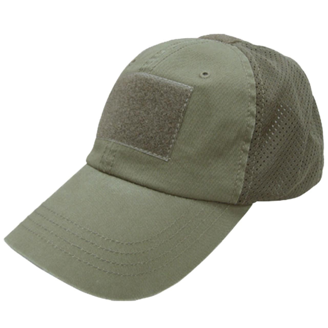 Condor Mesh Tactical Cap - One Size - Atlantic Tactical Inc 2aaa56689fee