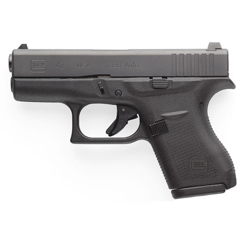 GLOCK G42 Gen4 .380 Fixed Sights