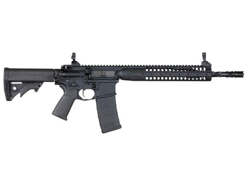 "LWRC ICR5B16SPR AR-15 5.56 NATO Semi Auto Rifle with 16"" Spiral Fluted Barrel"