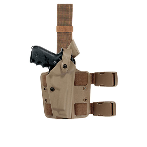 Safariland SLS Leg Holster -  Gun w/Light