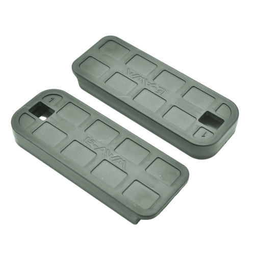 Lancer L5AWM Floor Plate Kit - Foliage Green