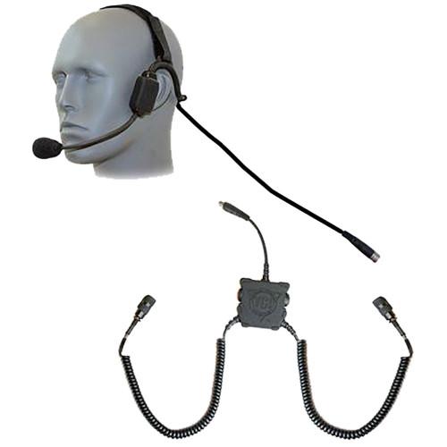 TCI TABC III Dual Comm Bone Conduction Headset