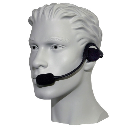TCI Tactical Assault Communication Headset