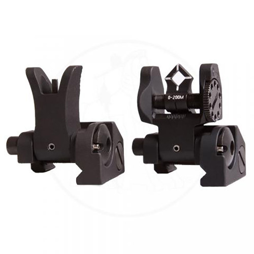 Troy Industries Micro Set - M4 Front and Dioptic Rear