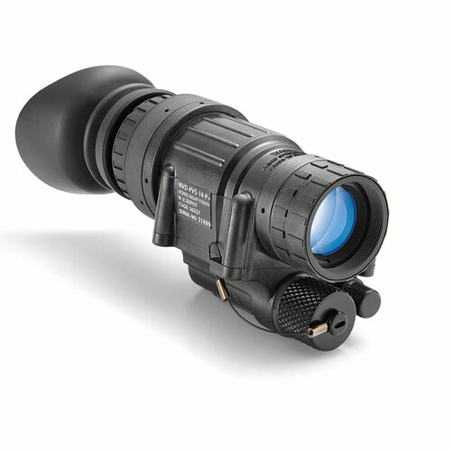 Night Vision Depot NVS-PVS-14-P- Monocular w/F9815 P- Grade Tube and MILSPEC Housing