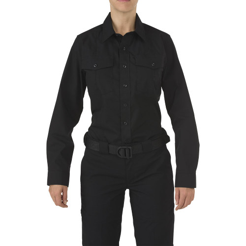 5.11 Women's Stryke PDU Patrol Class A Shirt - Long Sleeve