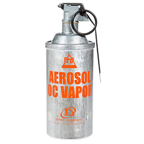 Def-Tec OC Vapor Aerosol Grenade