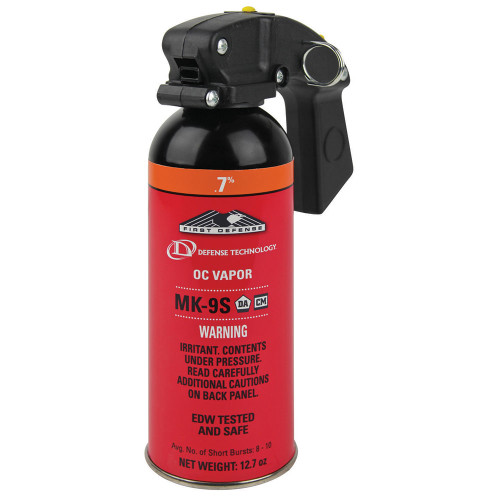 Def-Tec First Defense .7% MK-9S HV Vapor OC Aerosol