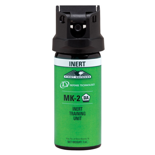 Def-Tec First Defense Inert MK-2 Stream OC Aerosol