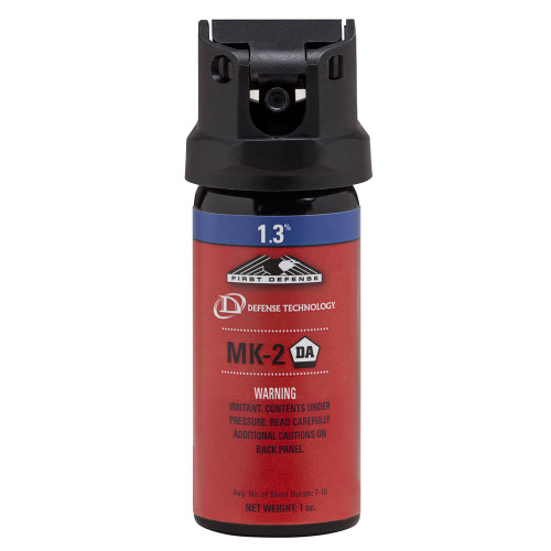 Def-Tec First Defense 1.3% MK-2 Foam OC Aerosol