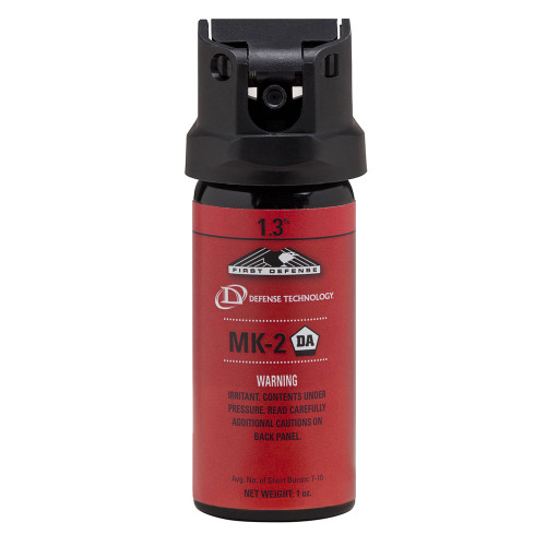 Def-Tec First Defense 1.3% MK-2 Stream OC Aerosol