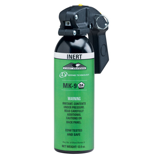 Def-Tec First Defense Inert MK-9 Foam OC Aerosol