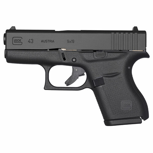 GLOCK 43 Single Stack 9mm - Glock Night Sights