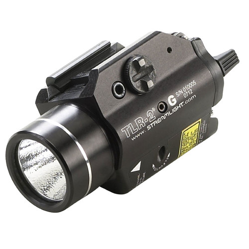 Streamlight TLR-2G w/Green Laser