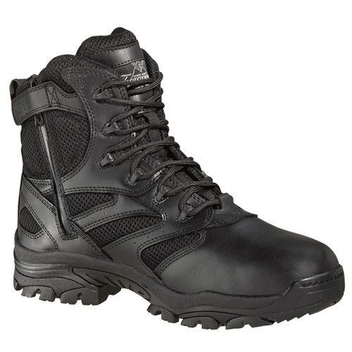 "Thorogood Commando 6"" Waterproof Side-Zip Boot"