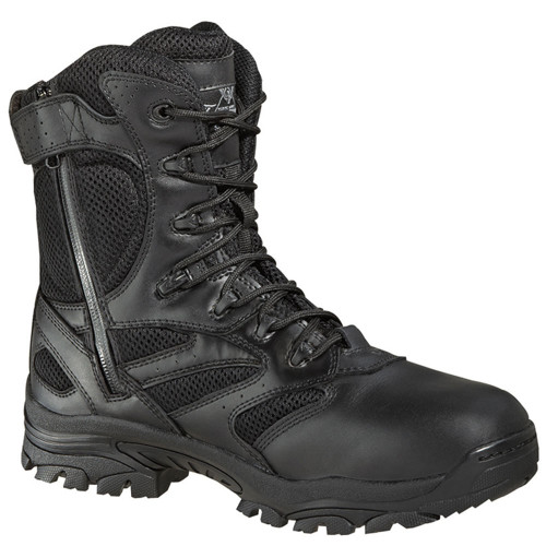 "Thorogood Commando II 8"" Waterproof Side-Zip Boots"