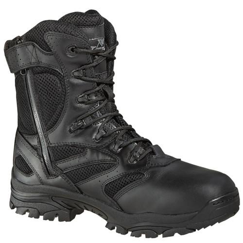 """Thorogood Commando II 8"""" Waterproof Side-Zip Boots"""