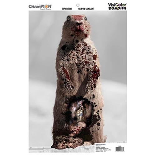 Champion Target VisiColor Cute Animal Zombie