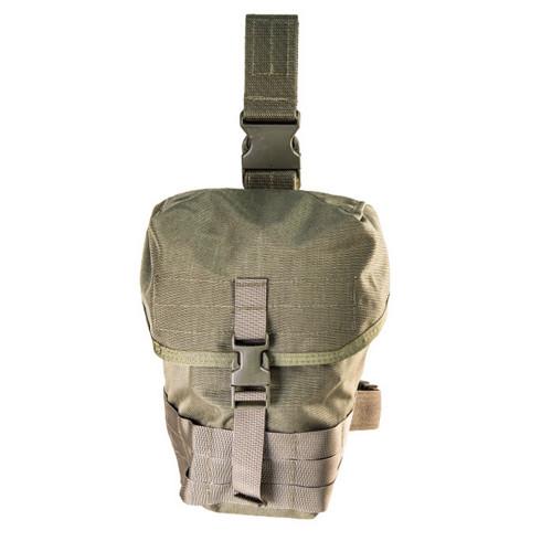 HSGI Gas Mask Pouch V2 - Olive Drab