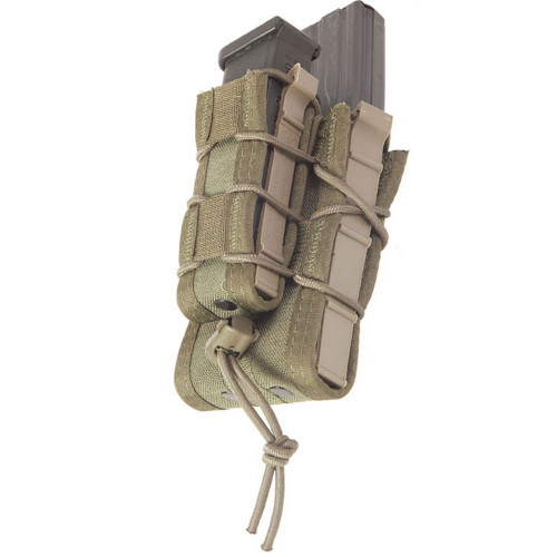 HSGI Belt-Mounted Double Decker TACO - Olive Drab