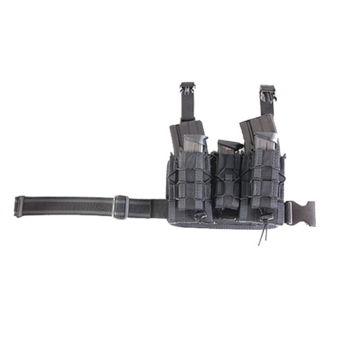 HSGI Leg Rig V1 - Black