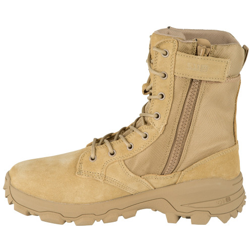 "5.11 Speed 3.0 8"" Side-Zip Boot - Coyote"