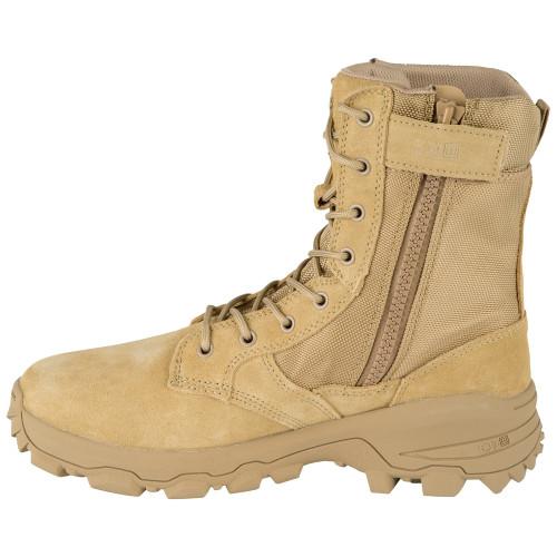 """5.11 Speed 3.0 8"""" Side-Zip Boot - Coyote"""