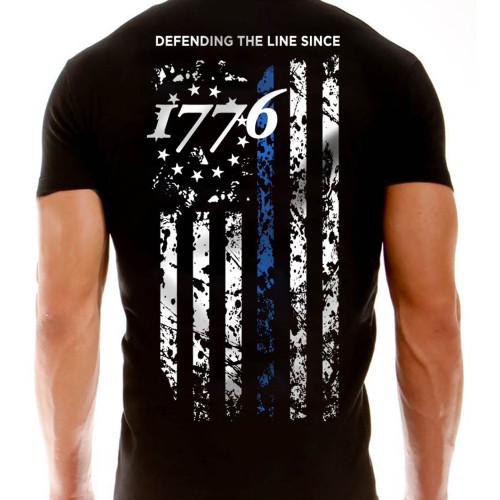 1776 TBL Short Sleeve T-Shirt