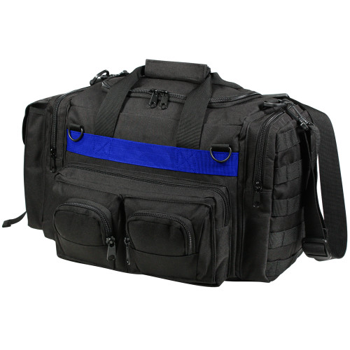 Rothco Thin Blue Line Conceal Carry Gear Bag