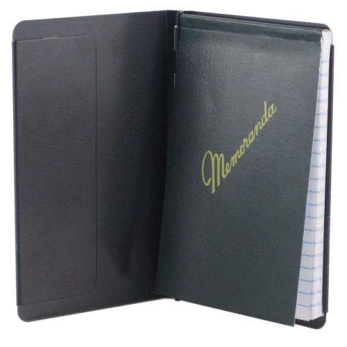 "Saunders Padfolio with Writing Pad, Pocket Size, 3.5"" x 5.5"""