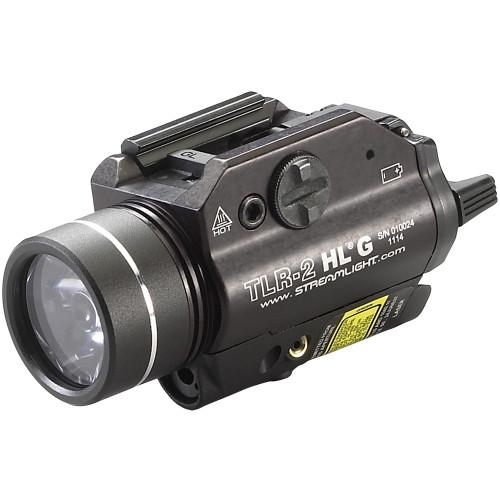 Streamlight TLR-2 HL<sup>&reg;</sup> G with Green Laser
