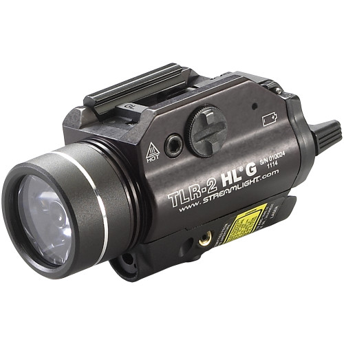 Streamlight TLR-2 HL<sup>&reg;</sup> G with Green Laser