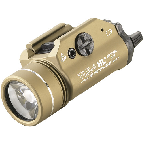 Streamlight TLR-1 HL<sup>&reg;</sup>, Flat Dark Earth