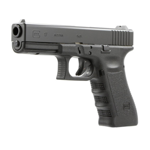 Glock 17 Gen3 with Glock Night Sights