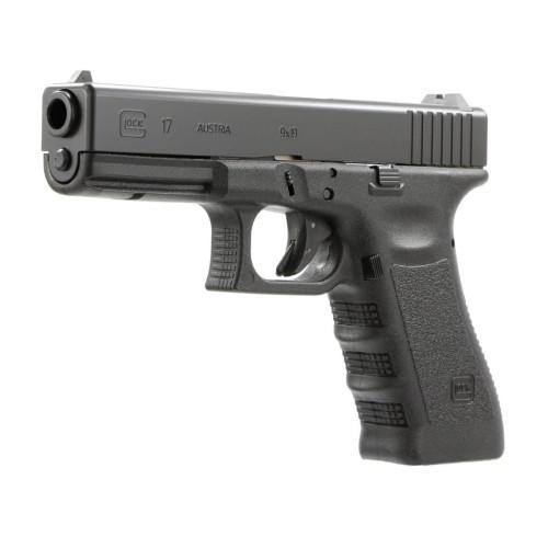 Glock 17 Gen3 with Glock Night Sights