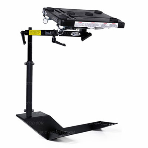 Jotto Desk Computer Mount - Ford F250-F750
