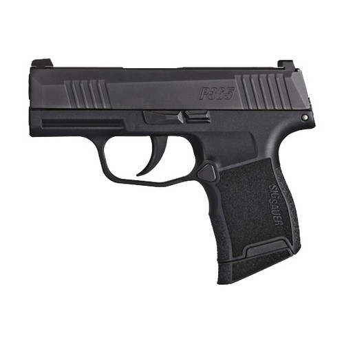 Sig Sauer 9mm Handgun with Night Sights - 365-9-BSS