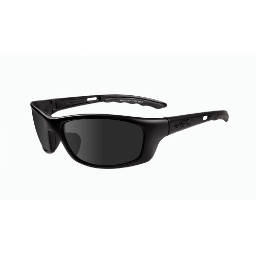 Wiley-X P-17 Black Ops Smoke Grey