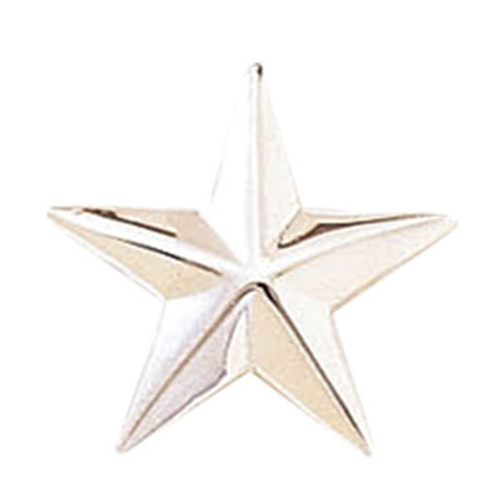"Blackinton 5/8"" Smooth Gold Star"