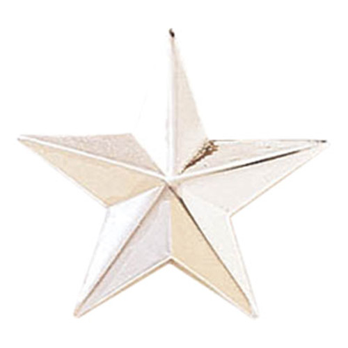 "Blackinton A5697 3/4"" Smooth Gold Star"