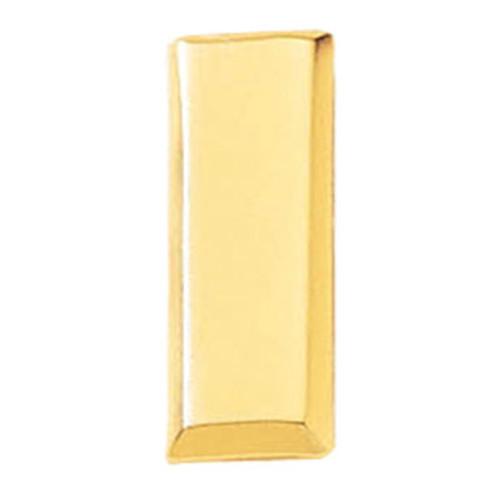 Blackinton A1973 Gold Lt. Bar - Pair