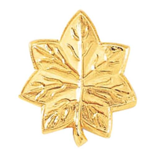 Blackinton A982-3 Gold Leaf Collar Brass