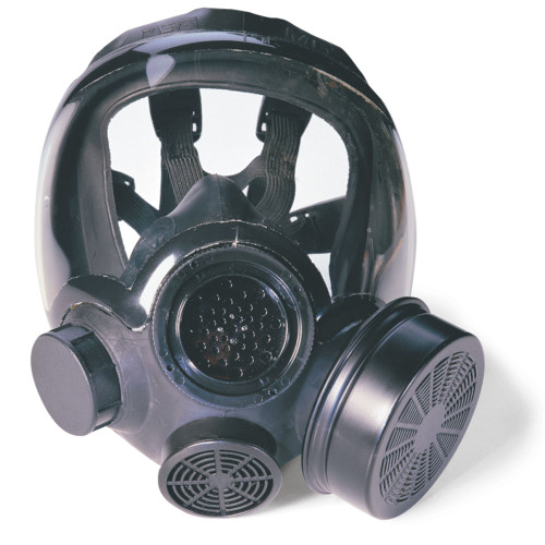 MSA Advantage 1000 Gas Mask w/Cannister