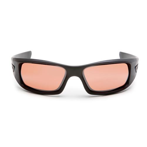 ESS 5B Black Frame Sunglasses - Copper Lenses