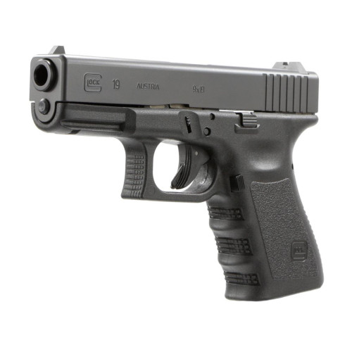 Glock 19 Gen3 with Fixed Sights