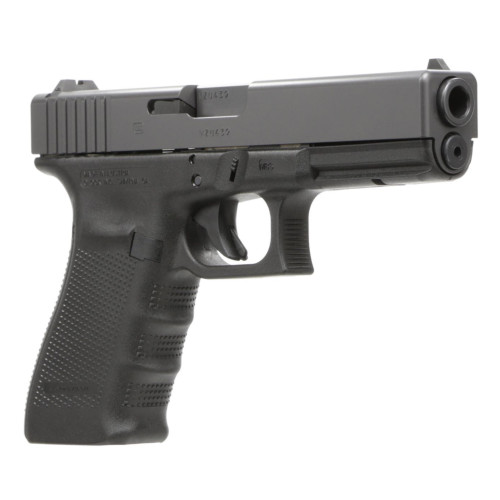 Glock 20 Gen4 with Fixed Sights