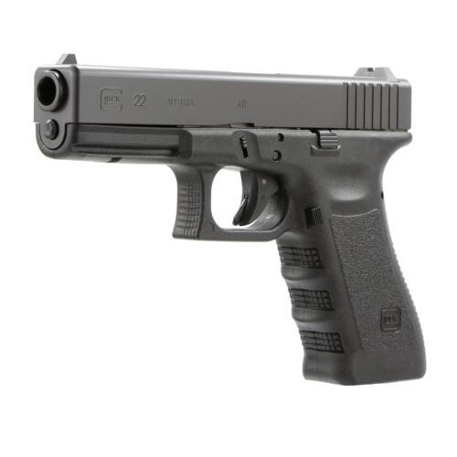 Glock 22 Gen3 with Glock Night Sights