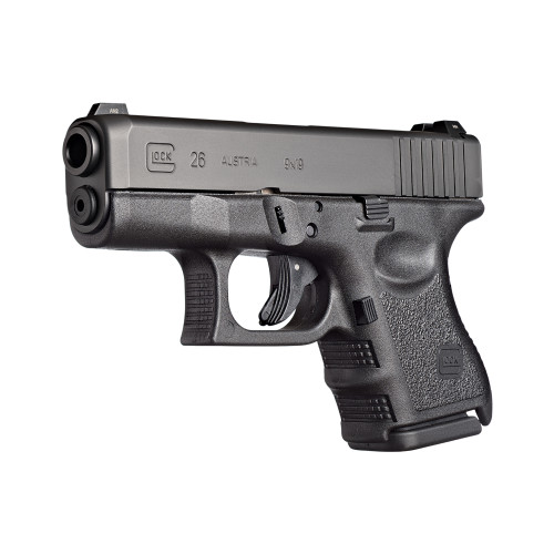 Glock 26 Gen3 with Fixed Sights
